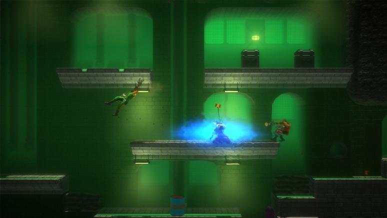 Bionic Commando Rearmed (PSN)