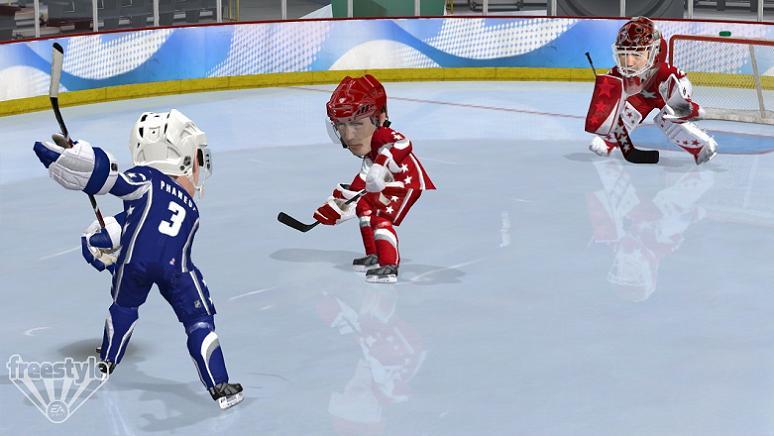 3 On 3 NHL Arcade (PSN)