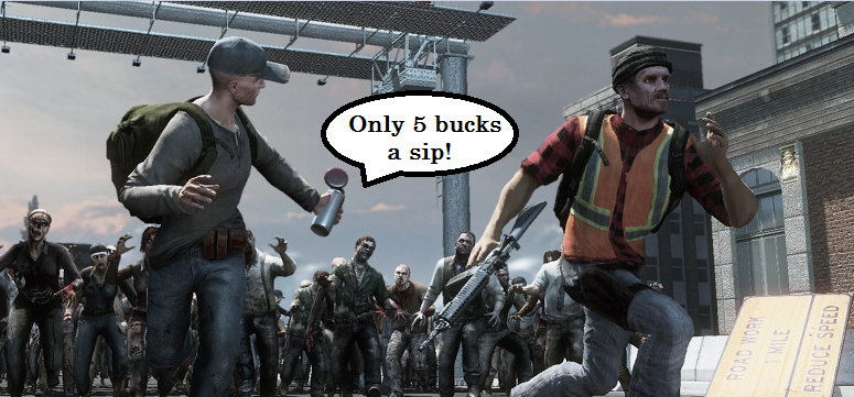 <i>The War Z</i> and Microtransactions