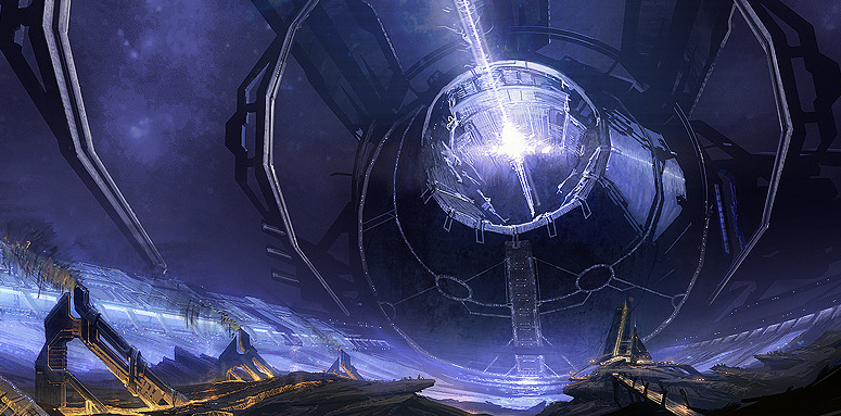 An Interview with Frank Capezzuto, Concept Artist at Bungie