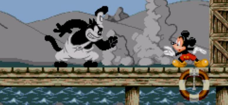 Blast from the Past #1 - <i>World of Illusion</i> and <i>Mickey Mania</i>