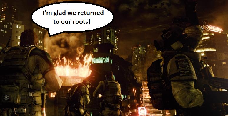 The Demise of <i>Resident Evil</i>