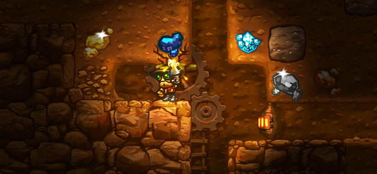 An Interview With Image & Form (<i>SteamWorld Dig</i>)