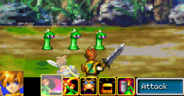 The Majesty of <I>Golden Sun</i>