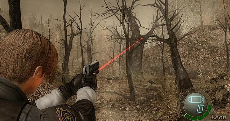 <i>Resident Evil 4</i> vs. <i>The Last of Us</i>