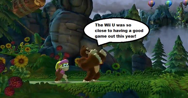 Wii U Woes