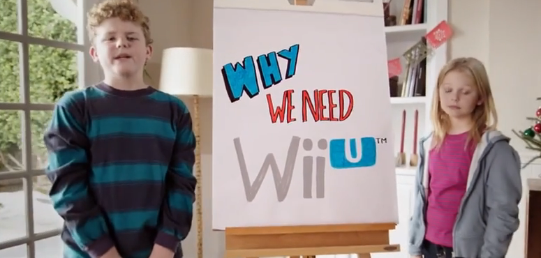 Wii U is one of the Top 5 Worst Tech Gifts this Christmas - apparently
