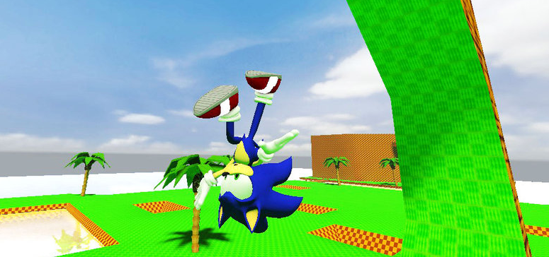<I>Sonic Lost World: Amy Rose's Bush DLC</i> (Wii U) Review