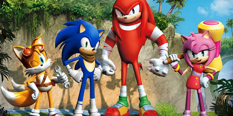 <i>Sonic Boom</i> Could Be Great Product Placement