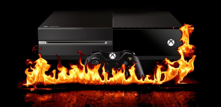 New Findings Suggest that  Xbox One is the Number 1 Cause of Cancer