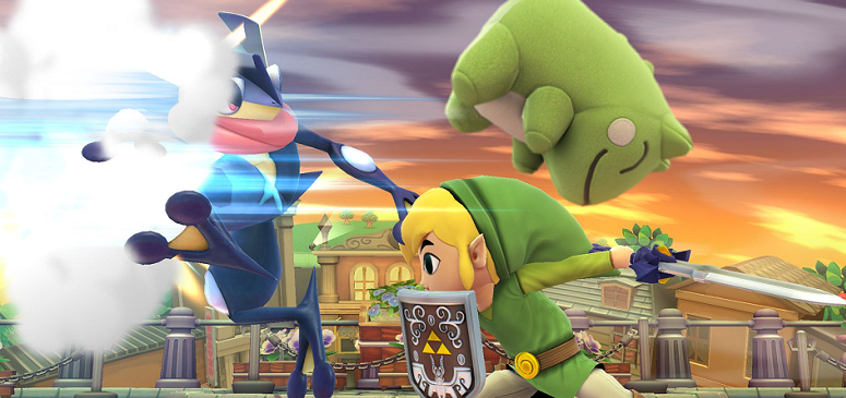 There Ain't No Substitute For <i>Smash Bros.</i>