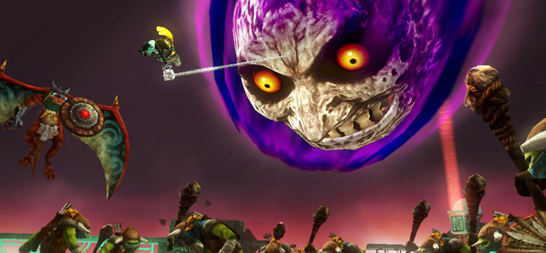 <i>Majora's Mask</i> Remake
