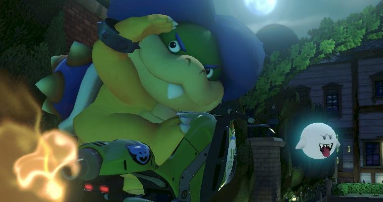 <i>Mario Kart H8</i>