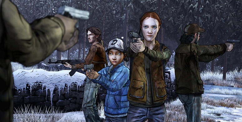 <i>The Walking Dead: Season 2</i> is all kinds of 'eh