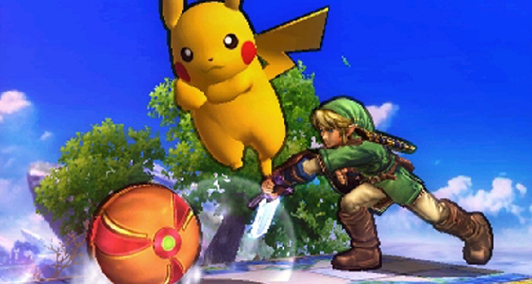 <i>Smash Bros. 3DS</i> demo feedback