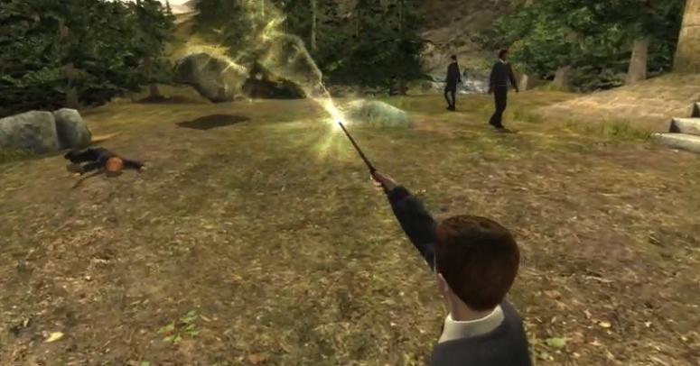 <i>Harry Potter and the Wand of Villainy</i>