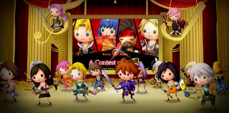 <i>Theatrhythm Final Fantasy</I>
