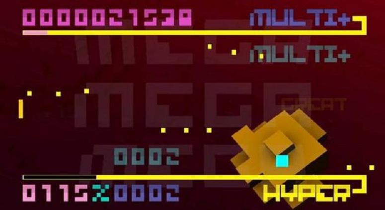 Bit.Trip Beat (WiiWare)
