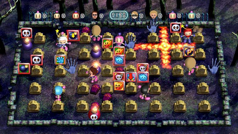 Bomberman Blast (WiiWare)