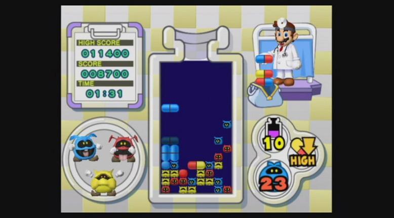 Dr. Mario Online Rx (WiiWare)