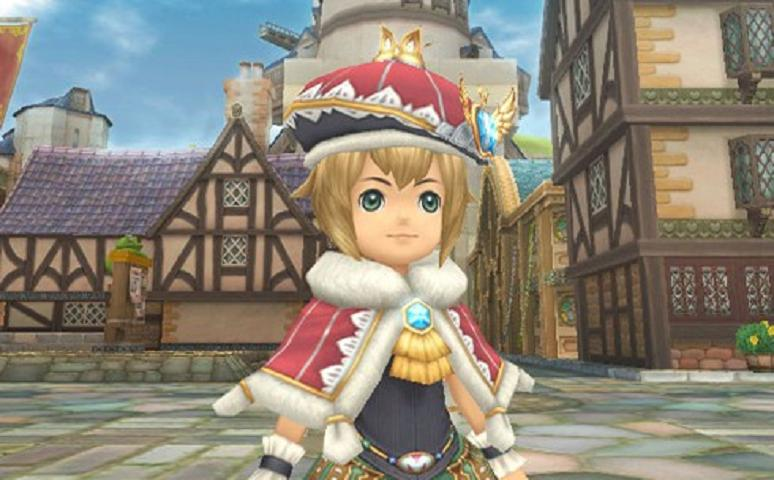 Final Fantasy Crystal Chronicles: My Life as a King (WiiWare)