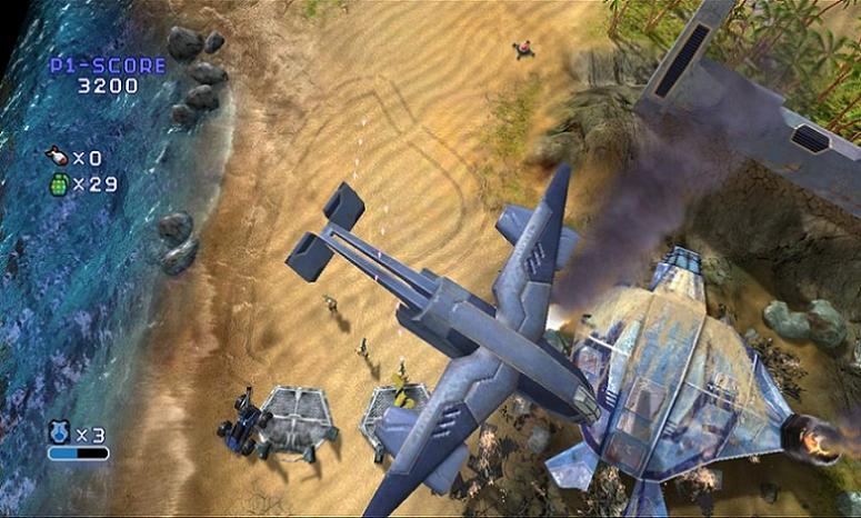 Assault Heroes (XBLA)