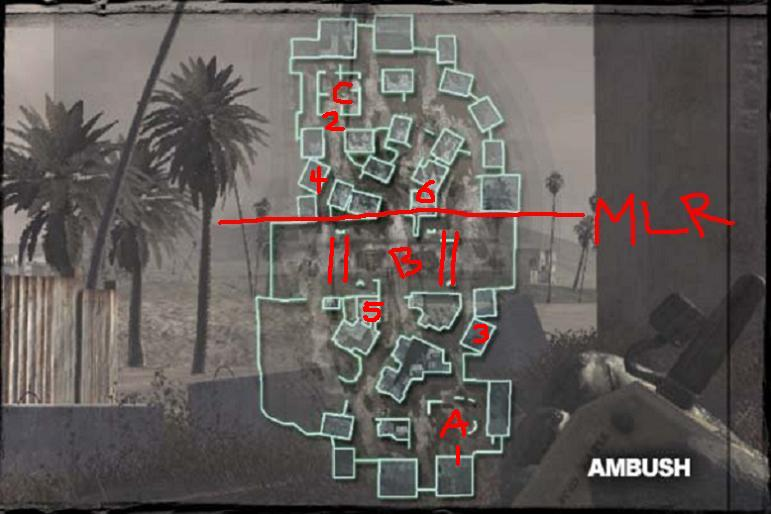 Call of Duty 4 Guide - Ambush