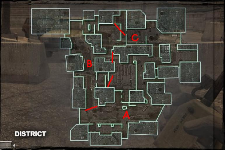 Call of Duty 4 Guide - District