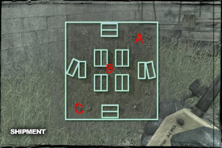 Call of Duty 4 Guide - Shipment