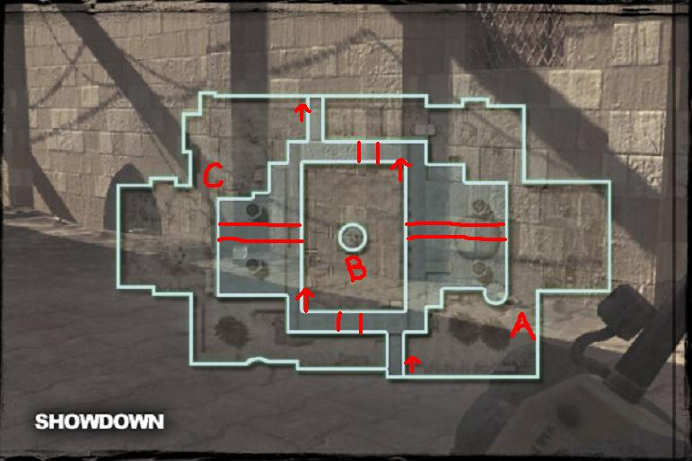 Call of Duty 4 Guide - Showdown