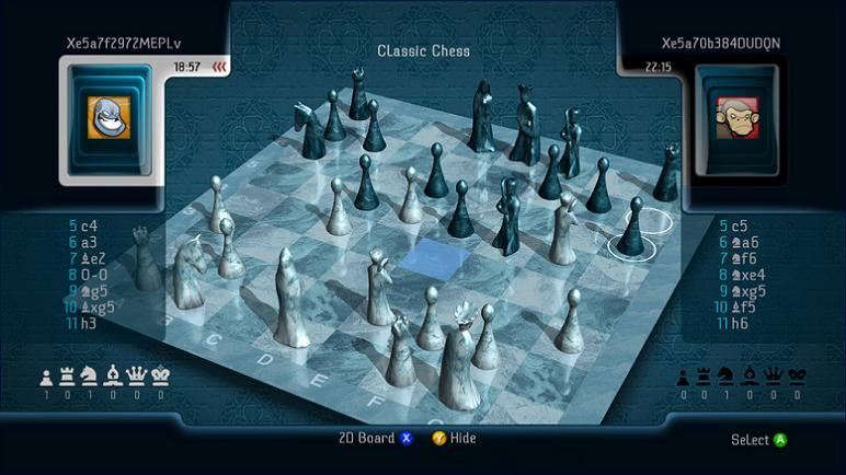 Chessmaster Live (XBLA)