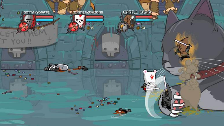 Castle Crashers (XBLA)