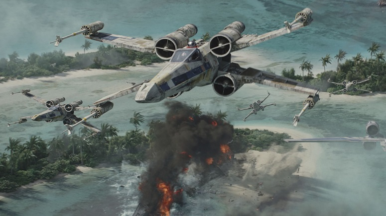 Blue Squadron Escort