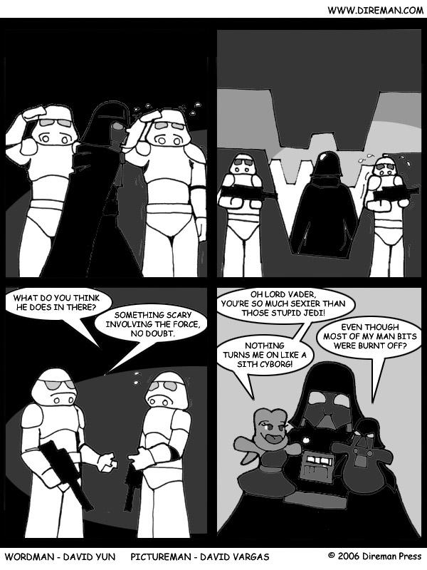 Sexy Vader