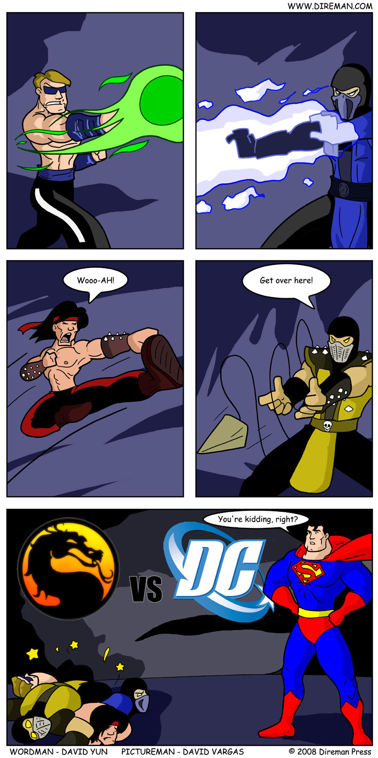Mortal Kombat vs. DC