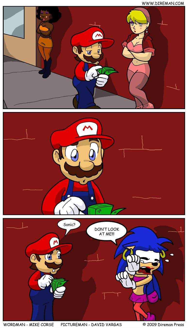 Sonic's Return