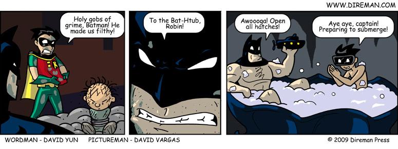 Bat-Htub