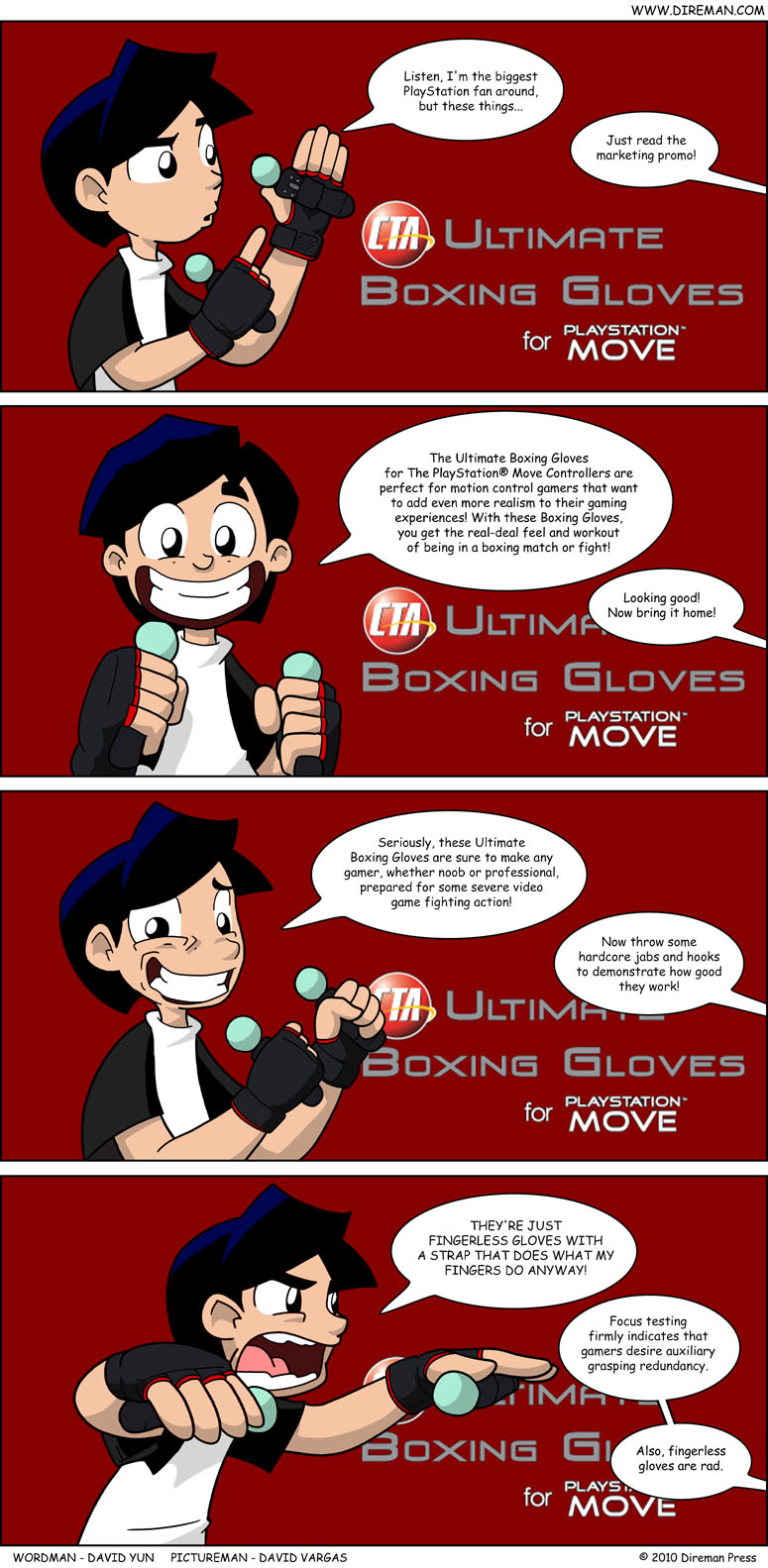 Ultimate Boxing Gloves