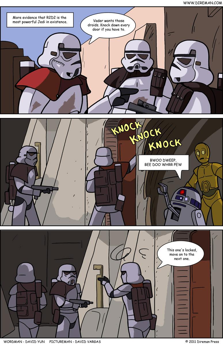 Droid Mind Trick