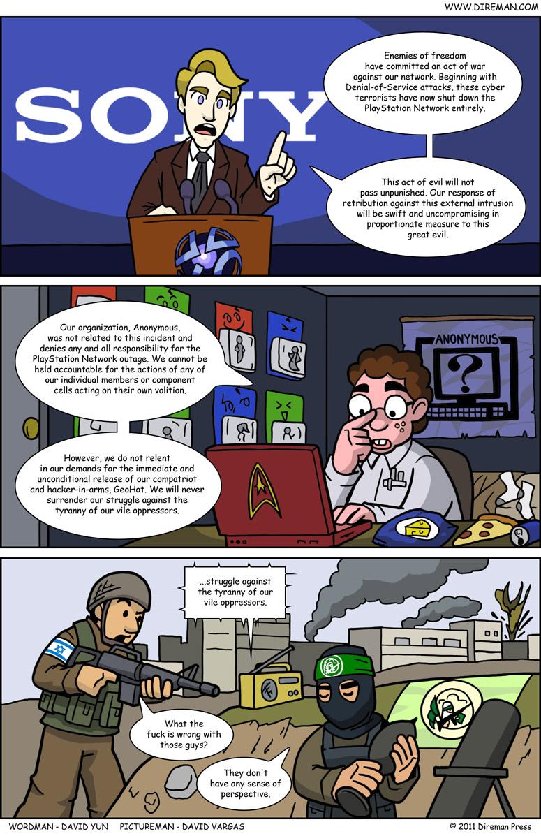 Cyber Insurgency