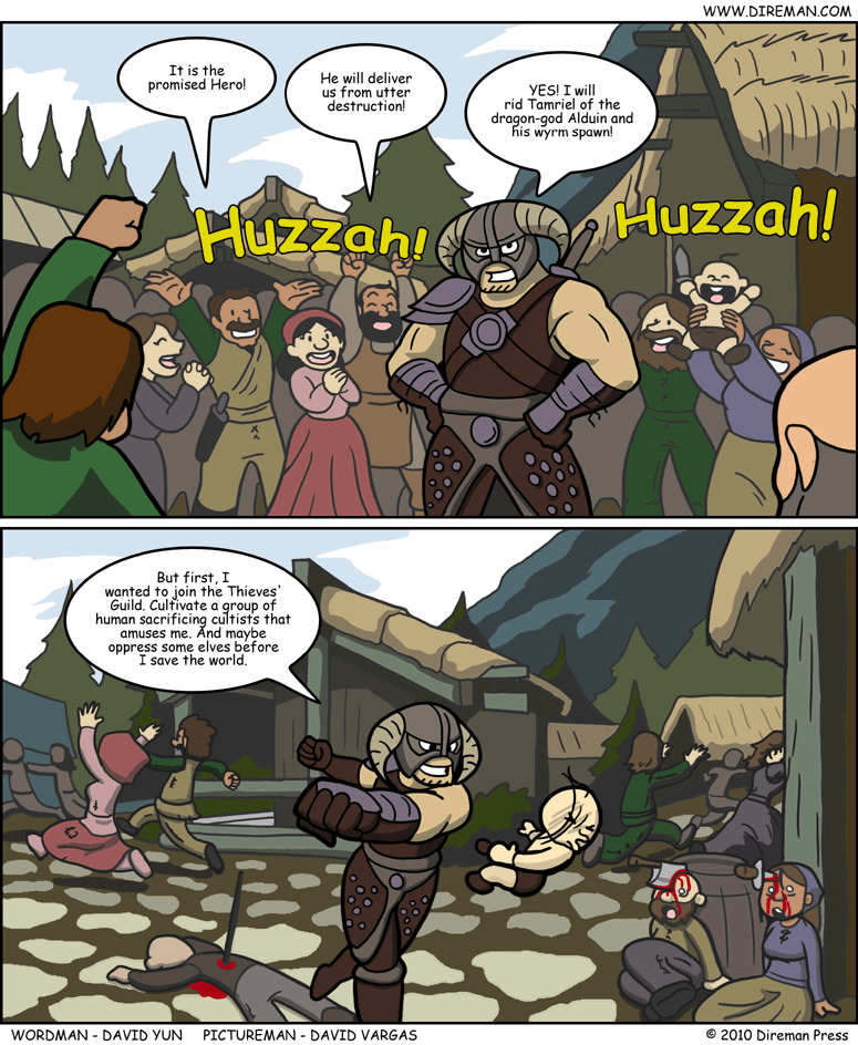 Skyrim Heroics