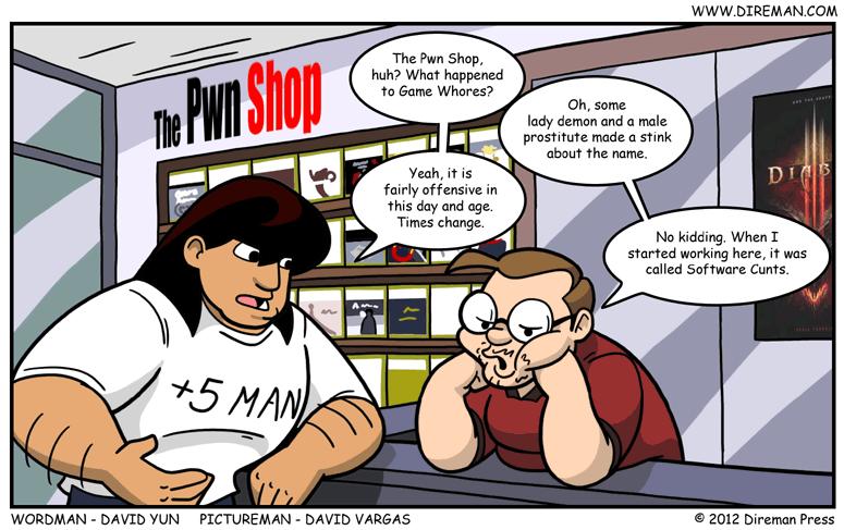 The Pwn Shop
