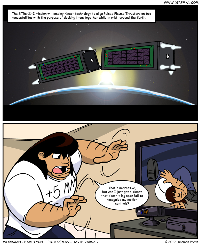 Satellite Kinect