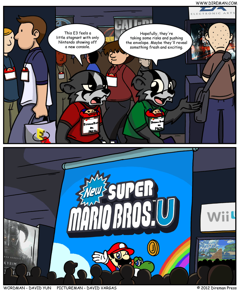 Megaton E3 Reveal