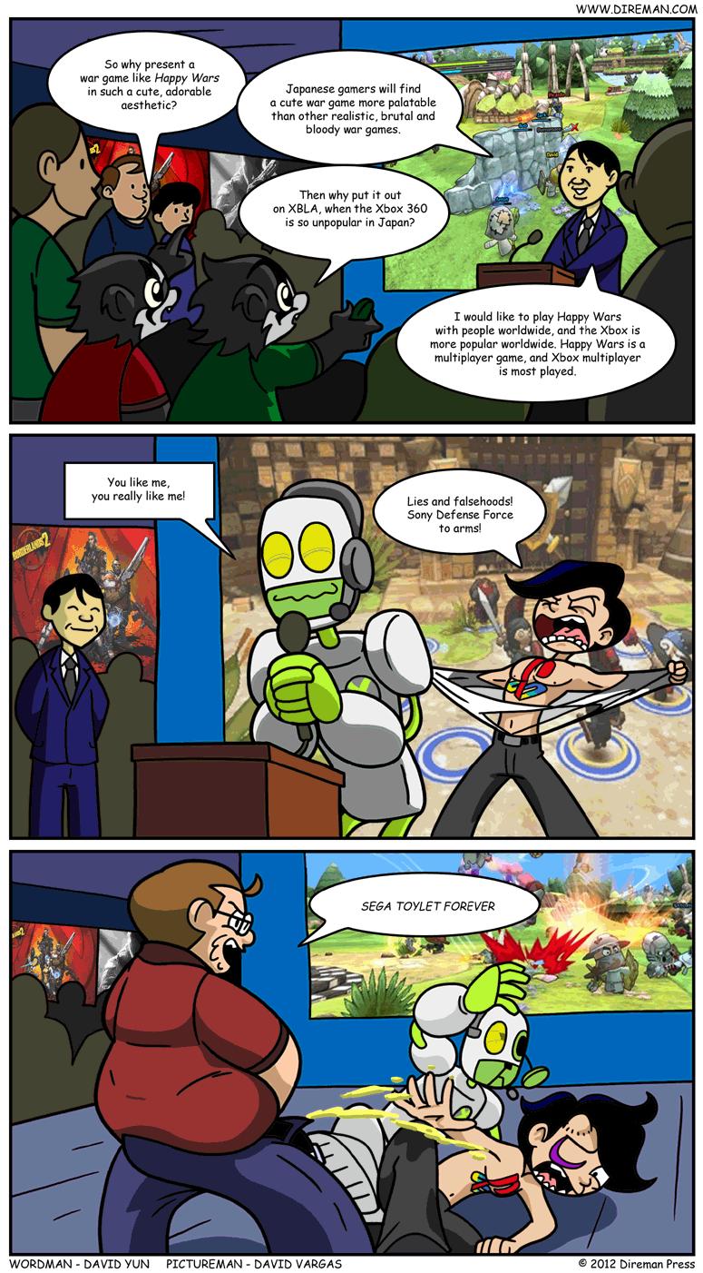 Japan <3 Xbox