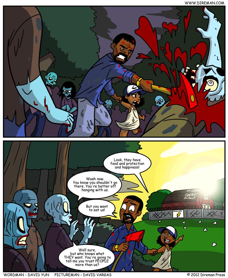 The Walking Dead, Episode 2