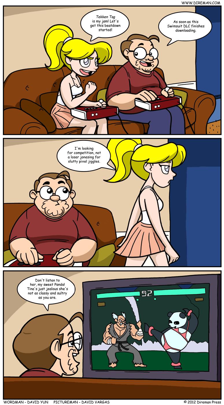Swimsuit DLC