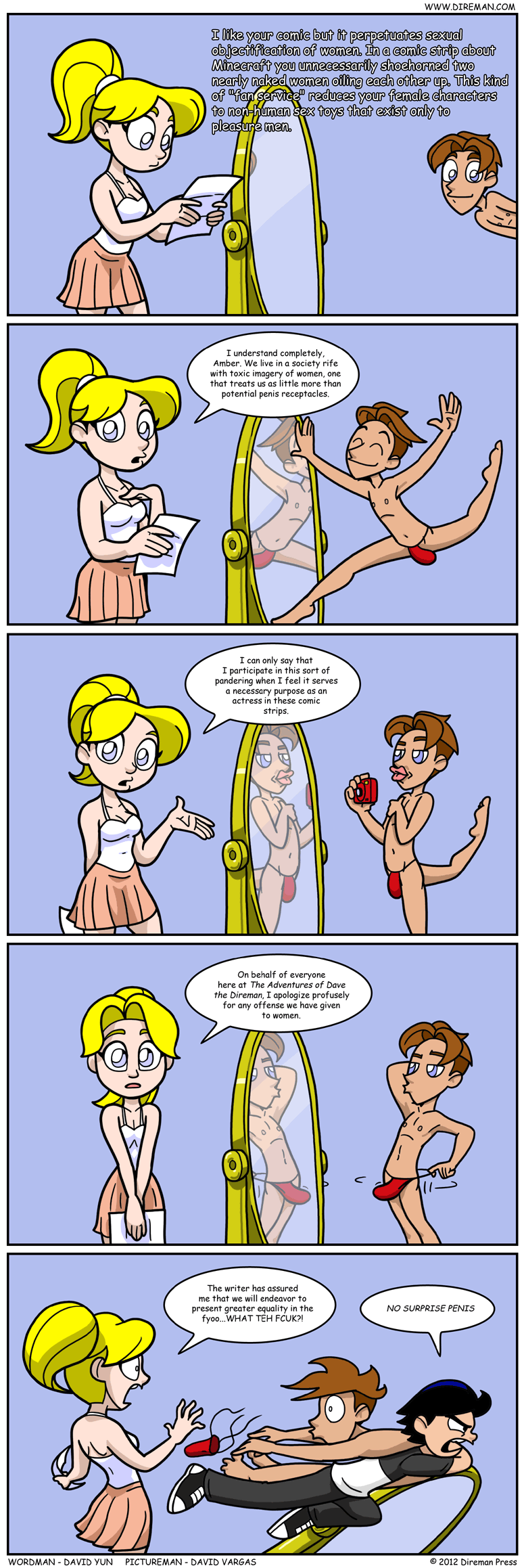 Sexual Objectification