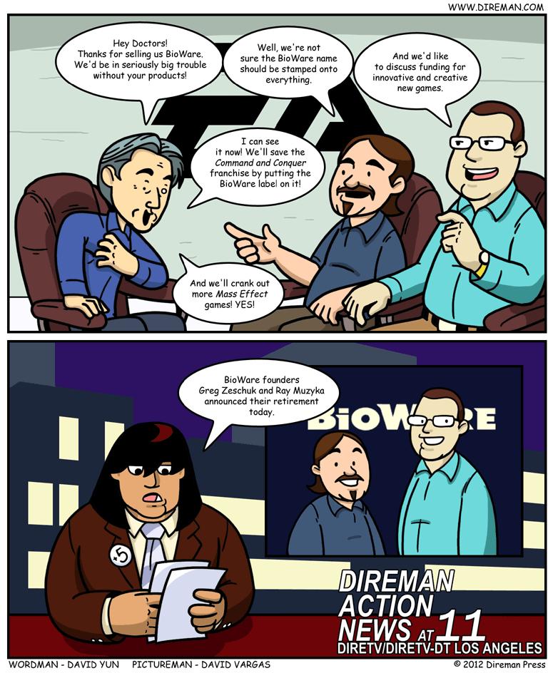 BioWare Retirement