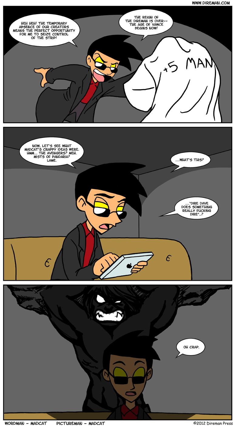 MadCat Guest Comic